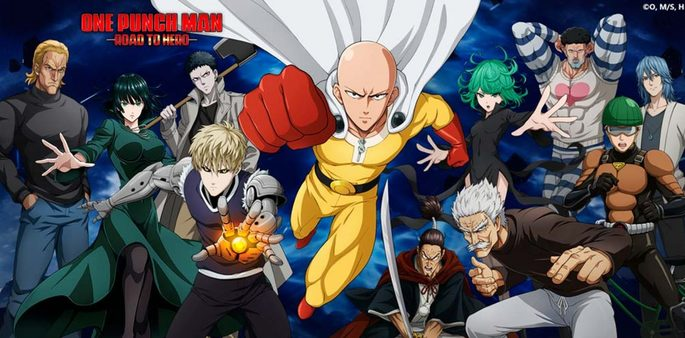 16 One Punch Man Anime Netflix