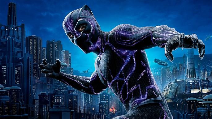 16 - Orden cronológico películas de Marvel - Black Panther