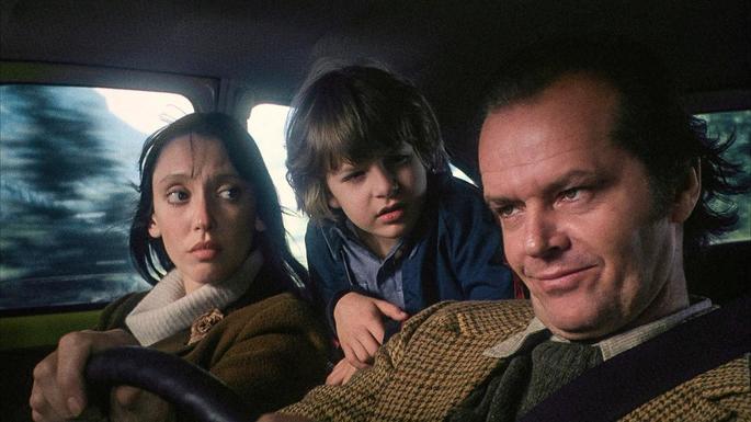 16 - Películas de terror - The Shining