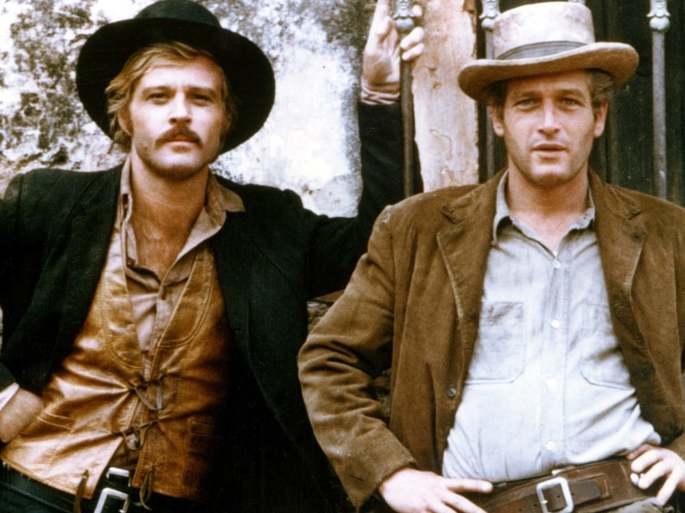 16 - Películas del oeste - Butch Cassidy and the Sundance Kid