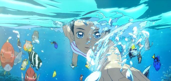 16 - Películas infantiles - Children of the Sea