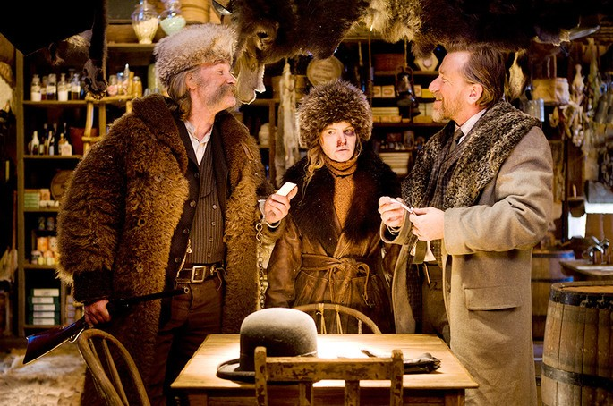 16 The Hateful Eight Peliculas Suspenso Netflix
