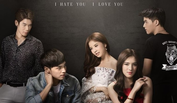 17 Dramas tailandeses - I Hate You, I Love You