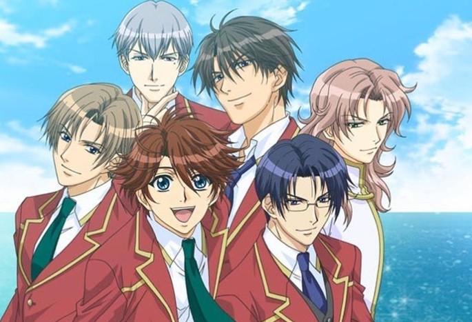 17 - Los mejores anime yaoi - Gakuen Heaven