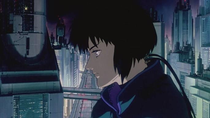 17 - Mejores anime de la historia - Ghost in the Shell