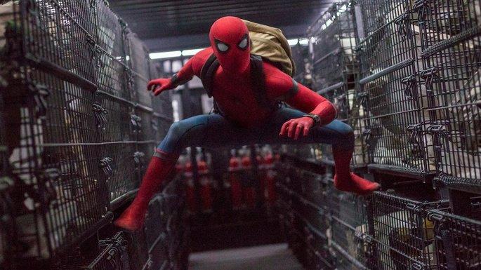 17 - Orden cronológico películas de Marvel - Spider-man Homecoming