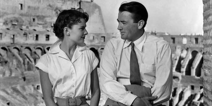 17 - Películas románticas - Roman Holiday