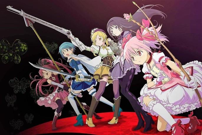 17 Puella Magi Madoka Magica Anime Netflix