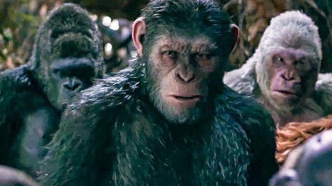 17 War of the Planet of the Apes Películas Ciencia Ficción