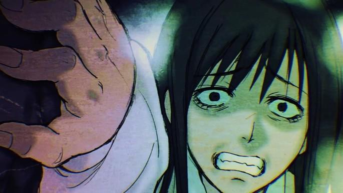 18 Anime estrenos invierno - Yami Shibai 8