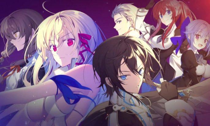 18 Estrenos anime otoño - Kimi to Boku no Saigo no Senjou, Aruiwa Sekai ga Hajimaru Seisen