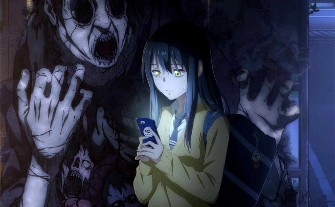 18 - Estrenos anime otoño - Mieruko-chan