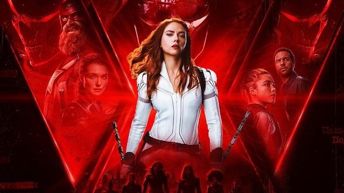 18 - Orden cronológico películas de Marvel - Black Widow