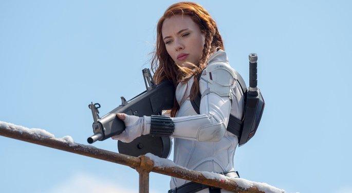 18 - Películas de acción - Black Widow