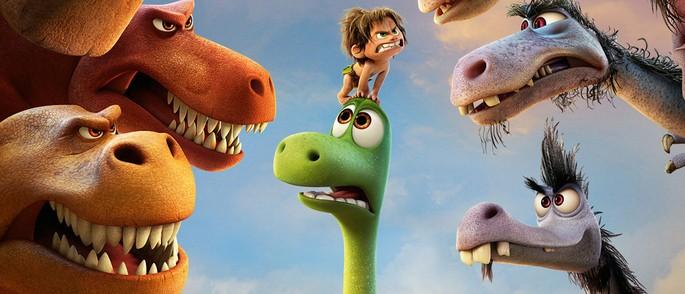18 - Películas de Pixar - The Good Dinosaur