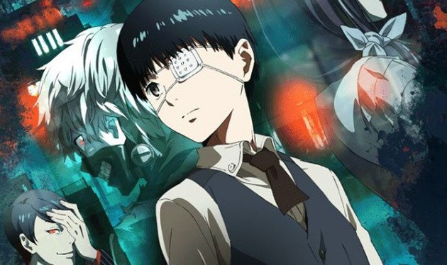 18 Tokyo Ghoul Anime Netflix