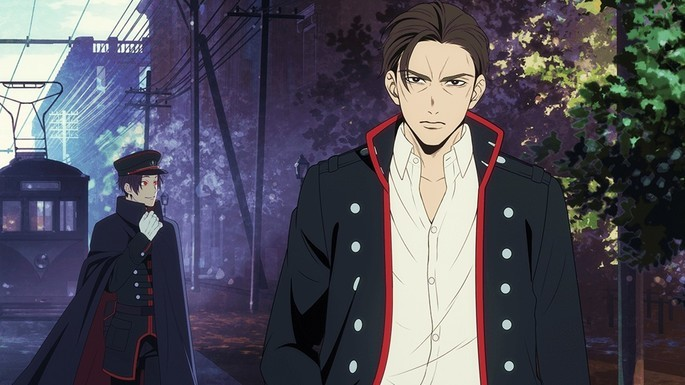 19 - Anime temporada primavera - Mars Red