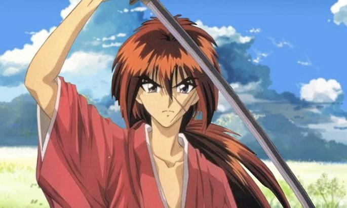 19 Animes de accion - Samurai X