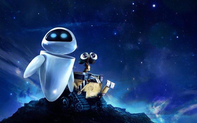 19 Mejores Peliculas Disney - WALL·E