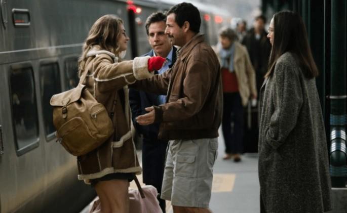 19 - Mejores películas Netflix Originals - The Meyerowitz Stories (New and Selected)