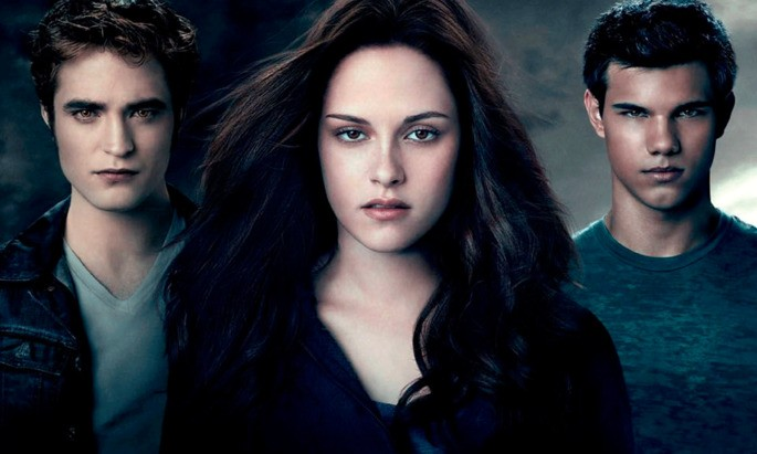 19 - Netflix Películas Románticas - Saga Crepúsculo