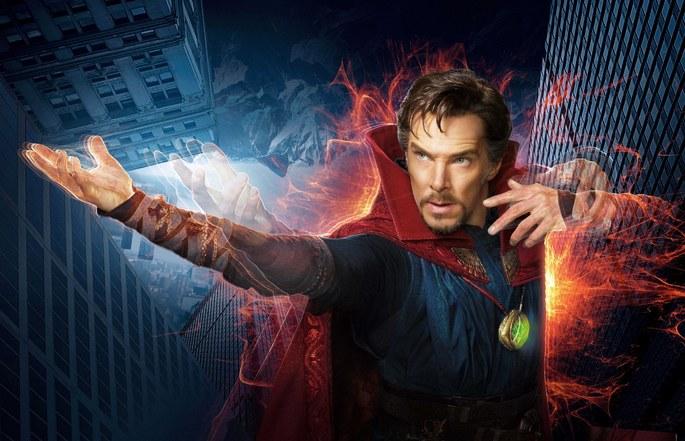 19 - Orden cronológico películas de Marvel - Doctor Strange