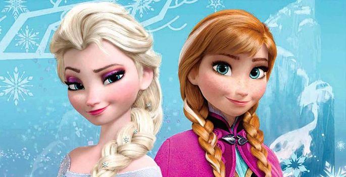 19 Peliculas animadas - Frozen