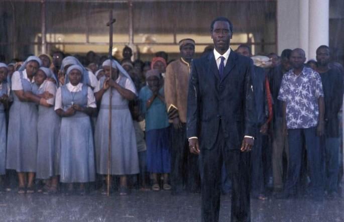 19 Peliculas basadas en hechos reales - Hotel Rwanda