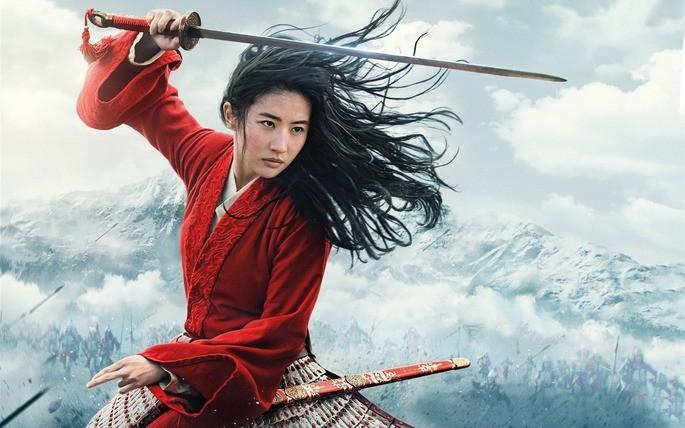 19 - Películas de Acción - Mulan