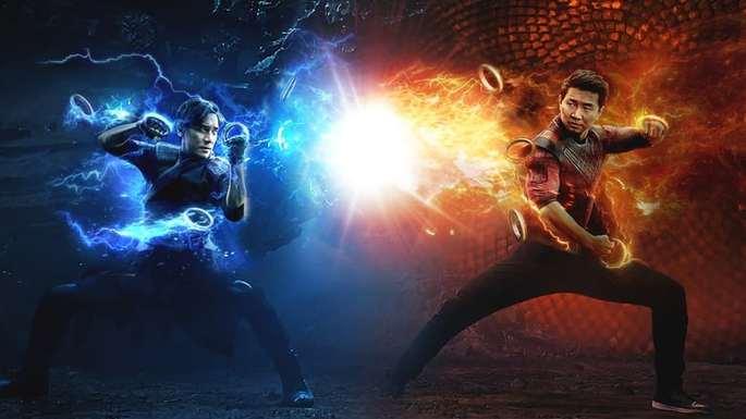19 - Películas de acción - Shang-Chi and the Legend of the Ten Rings