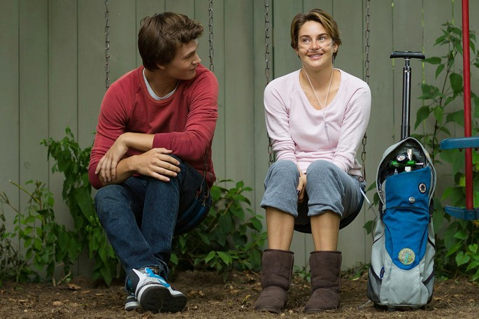 19 - Películas tristes - The Fault in Our Stars