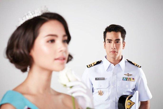 2 Dramas tailandeses - The Crown Princess