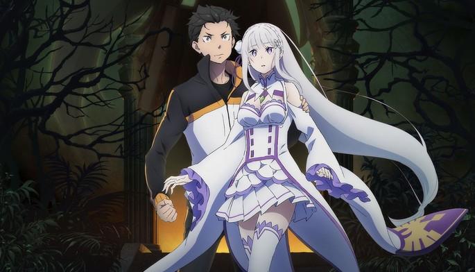 2 Estrenos enero - ReZero kara Hajimeru Isekai Seikatsu 2nd Season Part 2