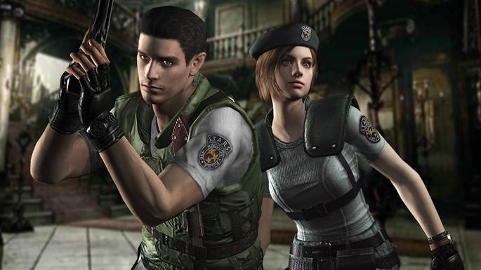 2 - Juegos Resident Evil orden cronológico - Resident Evil