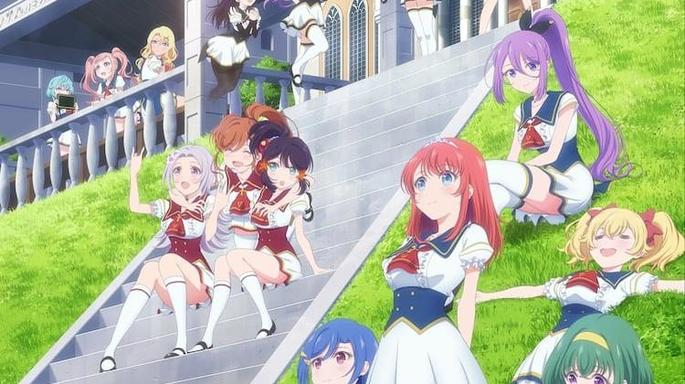 2 Lapis ReLiGHTs Estrenos Anime Julio