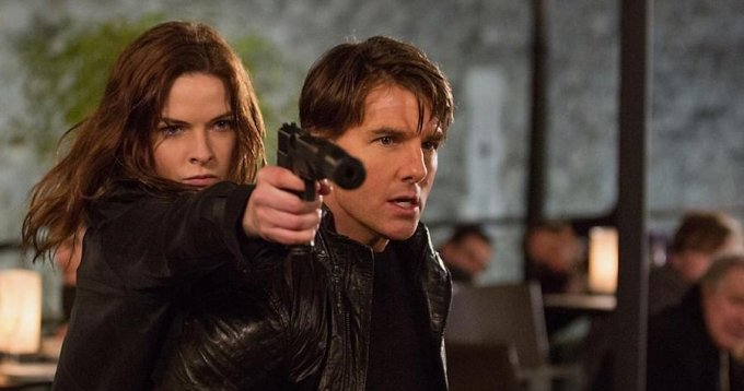 2 - Mission Impossible 7