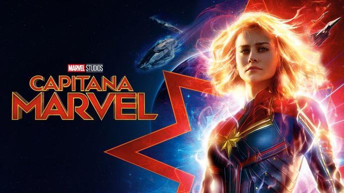 2 - Orden cronológico películas de Marvel - Capitana Marvel