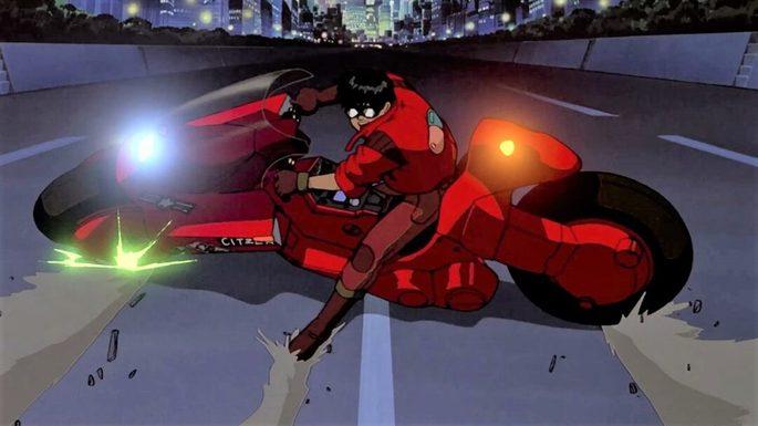 2 Peliculas animadas - Akira