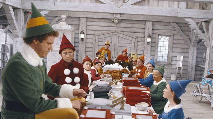2 Peliculas de Navidad - Elf