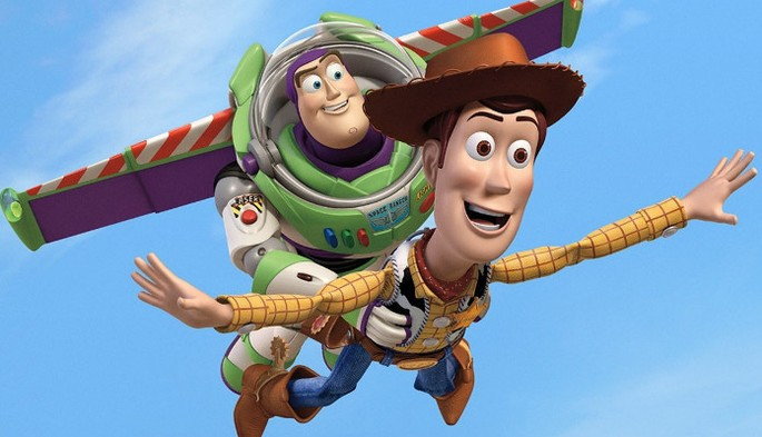 2 - Películas de Pixar - Toy Story