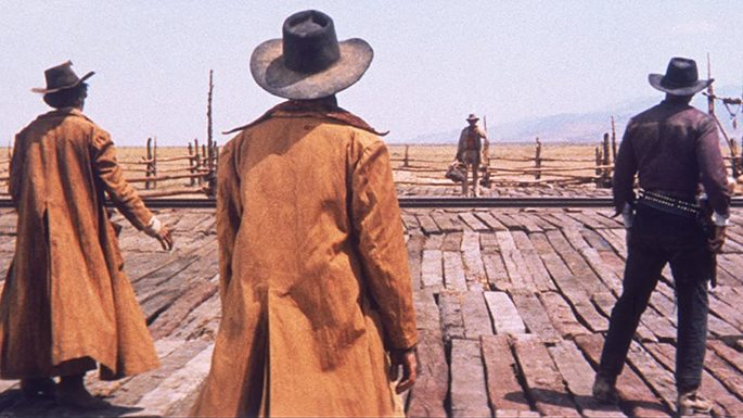 2 - Películas del oeste - Once Upon a Time in the West