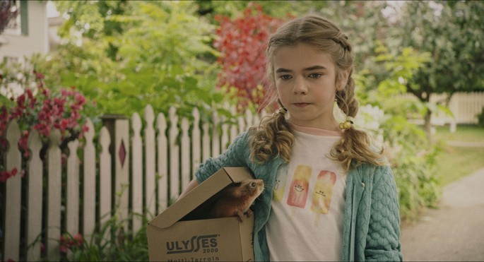 2 - Películas infantiles - Flora & Ulysses
