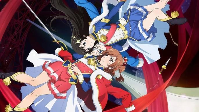 2 Shoujo ☆ Kageki Revue Starlight: Rondo Rondo Rondo Estrenos Anime Agosto