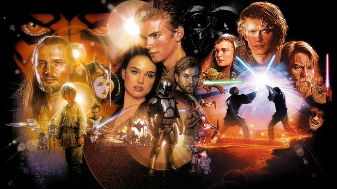 2 Star Wars Orden Cronologico