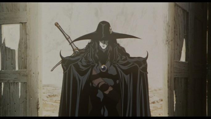 20 Anime vampiros - Vampire Hunter D