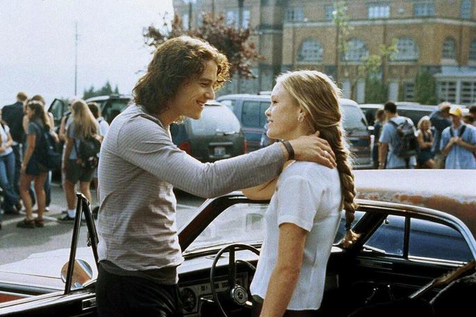 20 - Comedias Románticas - 10 Things I Hate About You