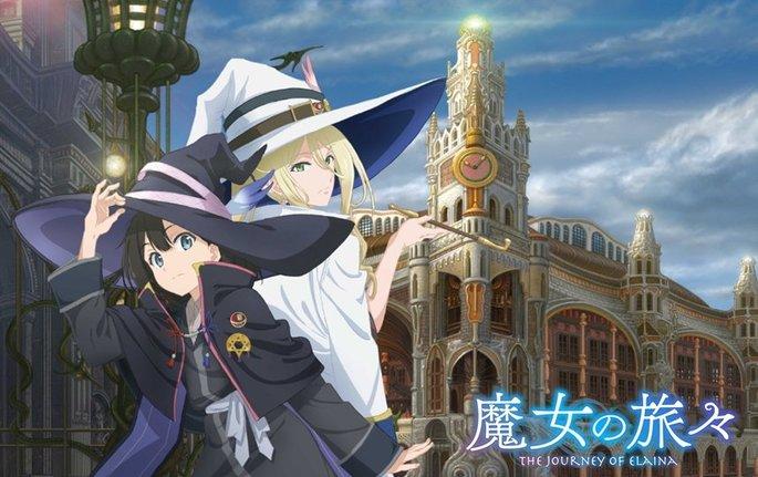 20 Estrenos anime otoño - Majo no Tabitabi