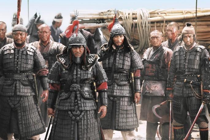 20 - Las mejores películas coreanas - The Admiral Roaring Currents