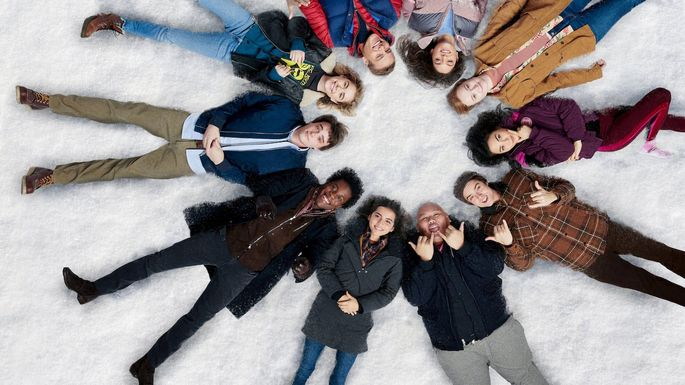 20. Let it Snow - Películas románticas