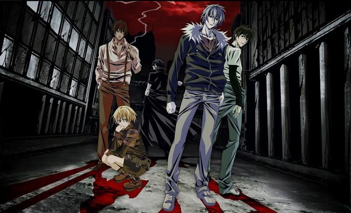 20 - Los mejores anime yaoi - Togainu no Chi